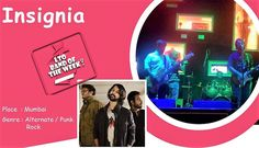 All #SIGNS of a #ROCKING Band in d making- #INSIGNIA (Mumbai)  When Localturnon got a chance to interview Insignia a BAND from #Mumbai we got all signs they gonna make it big one day! A True Musically-abled #band their story is a worthy read on d #LTO #Blog  Book Insignia for gigs/events @ www.localturnon.com/bookings  #turnOn #music || #turn #On #happiness || #turnON #life! with #localturnon