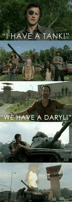 """We have a Daryl!"""