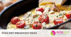 Looking for some PCOS breakfast ideas? Look no further....