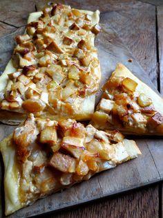 Flammekueche ou Tarte Flambée Alsacienne vegan : la recette facile