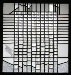 Detail - Glass Artist Ludwig Schaffrath - Herzogenrath-Streiffeld, Kath. Kirche St. Thekla