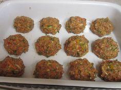 Garden Meatballs #paleo