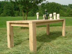 Hochwertiger Eichenholz, Gartentisch, Eichentisch, Eiche, Tisch. in Garten & Terrasse, Möbel, Tische | eBay