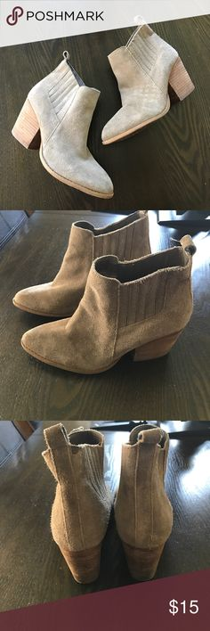 Crown vintage Leather. Good condition Shoes Ankle Boots & Booties