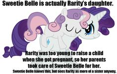 I wonder if this is true and nopony else knows...