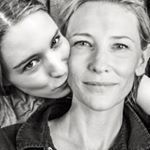 """Sure this picture was planned but look at them,just look.Rooneys like """"mm my Cate"""" and Cate's like """"in time darling,be patient""""Renee lawless"""