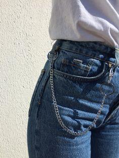 Trouser chain.