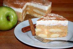 Apfeltorte (ohne Backen)