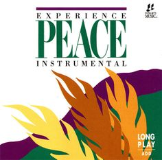 Integrity Music Peace Instrumental CD 1988 Long Play  RARE