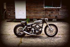 Harley Davidson FLH HighSlot