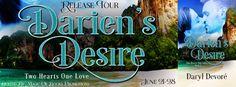 Tracey A Wood's - The Author's Blog - Blog spot: DARIEN'S DESIRE by Daryl Devoré - Release Tour