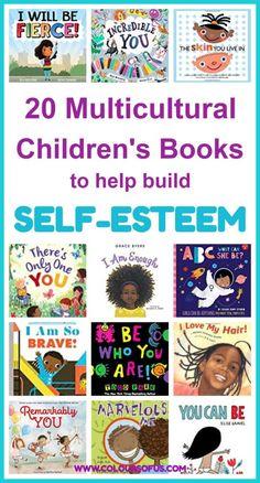 Self Love Books, Happy Emotions, Dream School, Award Winning Books, Happy Reading, Inspiration For Kids, Read Aloud, Self Esteem, Book Recommendations