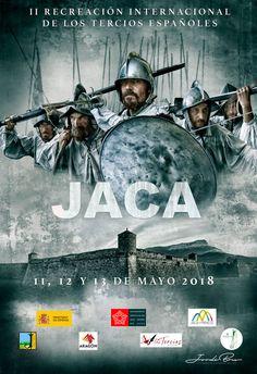 II RECREACIÓN DE LOS TERCIOS ESPAÑOLES - Ciudadela de Jaca