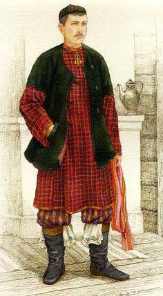 Татарский мужчина