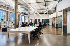 CO+LAB Offices - Richmond - Office Snapshots