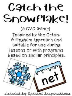 print on card stock, laminate, and cut. Scatter snowflakes throughout the deck. Lay cards face down and flip cards over one at a time. Take turns reading the cards. If a snowflake is flipped over, the first player to catch the snowflake by placing their hand on the card keeps that snowflake card and the cards below.