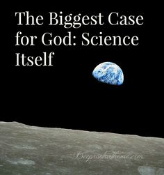 Posted in the Wall Street Journal on Dec. 25, 2014, is this stunning piece by Eric Metaxas. The Biggest Case for God: Science Itself - Deep Roots at HomeDeep Roots at Home