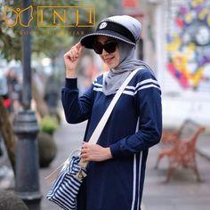 Topi Maxi by Inji Fashion, Teepees, Moda, Fasion, Trendy Fashion, La Mode
