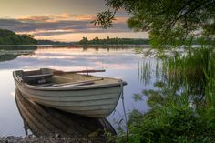 Lake of Menteith morning light... by David Mould on 500px