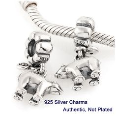 Cheap bead business, Buy Quality bead directly from China bead charm bracelets uk Suppliers: Real 925 Sterling Silver Clip Leather Chain Eruopean Style Bracelets 17-23CM  DIY Compatible With Pandora Charms Beads P