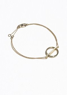 & Other Stories | Geometric Shapes Bracelet. #minimalistjewelry#minimalist#minimalistaccessories#bangles#bracelets#rings#minimalistjewellery#necklace#earrings#jewellery#jewelry#jewelleries#jewelries#accessories