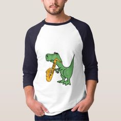 Shop AS- Saxophone Playing T-Rex Dinosaur Shirt created by inspirationrocks. Personalize it with photos & text or purchase as is! Christmas Shirts, Christmas Sweaters, Funny Christmas, Christmas Stocking, Merry Christmas, Swedish Vikings, Create Your Own Shirt, Dinosaur Shirt, T Rex