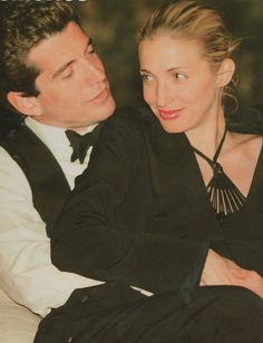 The Late John And Carolyn-Bessette Kennedy~♛