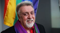 Gilbert Baker, the designer of the iconic rainbow flag, has died.