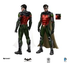 New 52 Dick Grayson