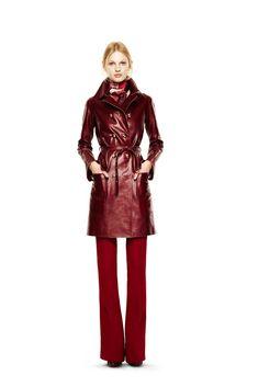 Emilio Pucci Pre-Fall 2011 Fashion Show - Patricia van der Vliet