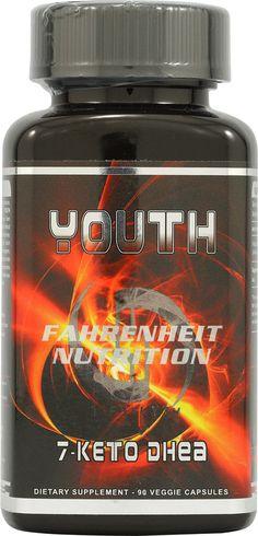 Fahrenheit Nutrition YOUTH 7-Keto DHEA