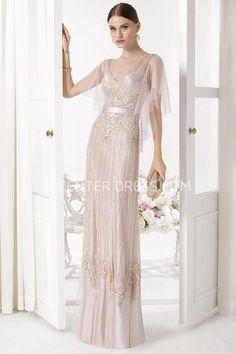 $109.19-Graceful Genevieve V Neck Prom Dress with  Open Back. http://www.ucenterdress.com/graceful-genevieve-prom-dress-pMK_300806.html.  Shop for cheap prom dresses, party dresses, night dresses, maxi dresses, little black dresses, junior prom dresses, girls prom dresses, designer prom dresses for sale. We have great 2016 prom dresses on sale. Buy prom dresses online at UcenterDress.com #prom #dress today!