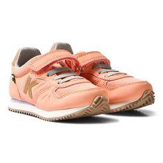 Kavat Vigge Sneakers Orange Oransje
