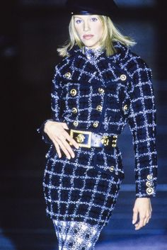 Versace Fall 1993 Ready-to-Wear Collection Photos - Vogue