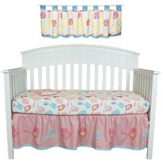 Belle True Baby Sweet Tweet Crib Bedding Collection