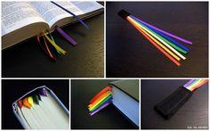 multi-ribbon Bible bookmark - hand stitch instead of machine sew