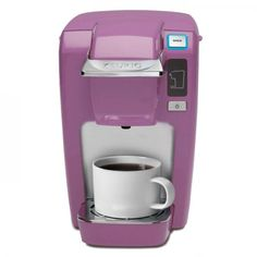 For the Morning Joe Lover: The Keurig K10 Mini Plus Brewing System