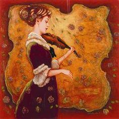 Charles Lee, Serenade in Violet. My favorite painting