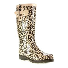 One of my fave pair of shoes is my rubber boots...