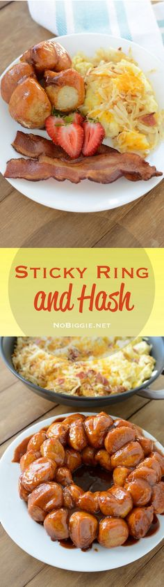 sticky ring and hash