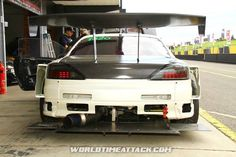Time Attack Nissan Silvia S15