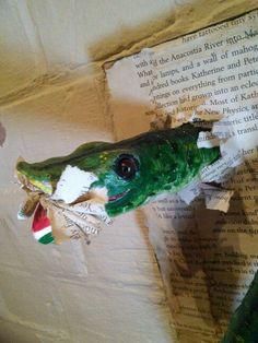 Snakey bookworm