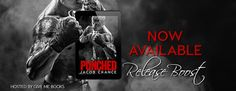 Abibliophobia Anonymous                 Book Reviews: **RELEASE BOOST With Giveaway**  Punched by Jacob ...