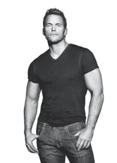 HOLY! Chris Pratt got HOT!!!