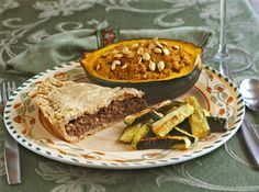 I Am Thankful for. . . Vegan Tortiere (Meat Pie): Gluten Free, Dairy Free, Anti-Candida Friendly | Ricki Heller