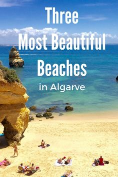 Want to enjoy the most beautiful beaches in Algarve, Portugal? Don't miss out this post, that also includes tips for accommodation.