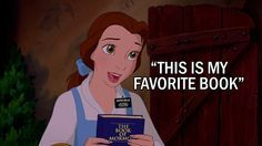 Belle-With-Book-Of-Mormon