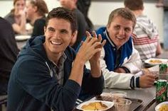 The DUFF - Publicity still of Robbie Amell & Benjamin Davis. The image measures 3000 * 2002 pixels and was added on 7 May Fat Friend, Hunter Parrish, Mae Whitman, Ken Jeong, Dacre Montgomery, Allison Janney, I Wont Give Up, Mary Johnson, Tyler Posey