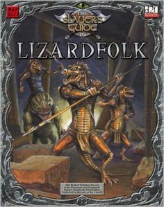 The Slayer's Guide To Lizardfolk: A. Kenrick, Ralph Horsley: 9781904577836: Amazon.com: Books