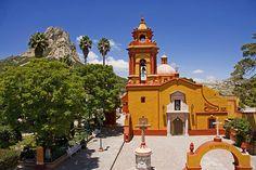 Bernal en Querétaro, México